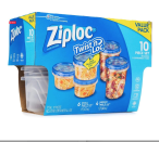 "<p><strong>Ziploc</strong></p><p>amazon.com</p><p><a href=""https://www.amazon.com/dp/B07XSFS5NT?tag=syn-yahoo-20&ascsubtag=%5Bartid%7C10055.g.2215%5Bsrc%7Cyahoo-us"" rel=""nofollow noopener"" target=""_blank"" data-ylk=""slk:Shop Now"" class=""link rapid-noclick-resp"">Shop Now</a></p><p>These cylindrical containers with screw-on lids are space efficient, stack, and come in an assortment of sizes suited for your needs. They're made of BPA-free plastic but have<strong> threaded lids that screw on like a jar </strong><strong>to keep soups, stews, and sauces safely contained, </strong>making them great for taking on the go. The containers are see-through and have measurement markings on the sides, which help with portioning. They also come part of <a href=""https://www.amazon.com/Ziploc-Storage-Containers-Variety-Count/dp/B07VPWBWC9?tag=syn-yahoo-20&ascsubtag=%5Bartid%7C10055.g.2215%5Bsrc%7Cyahoo-us"" rel=""nofollow noopener"" target=""_blank"" data-ylk=""slk:this set that has square, one-press containers"" class=""link rapid-noclick-resp"">this set that has square, one-press containers</a> as well. </p>"