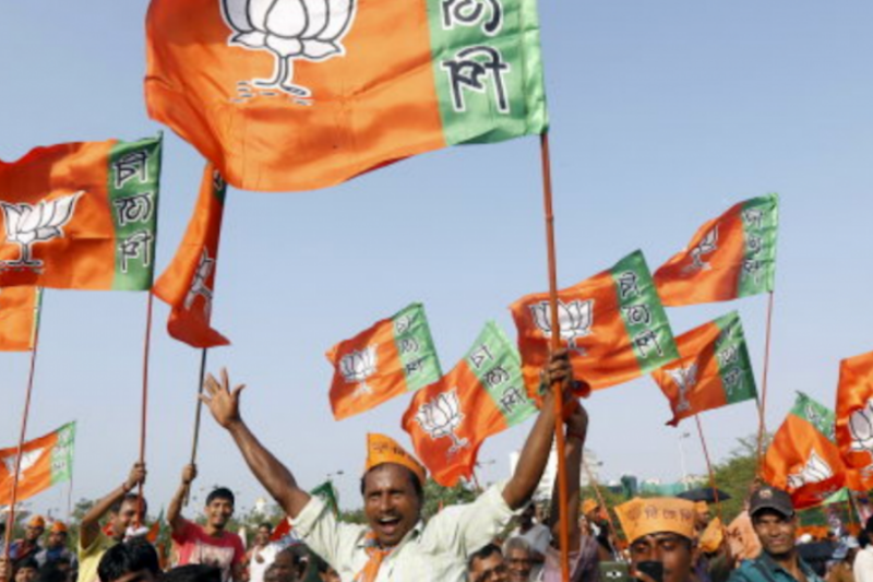 Rogue Elephants? BJP Leader Asks Party Workers to Shoot TMC Cadres if Unable to Tranquilise Them