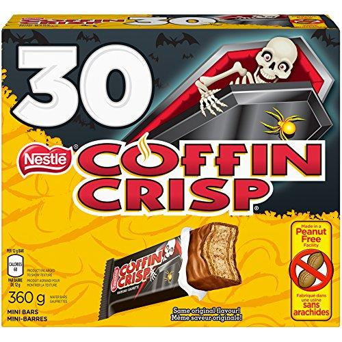 Coffin Crisp Mini Bars