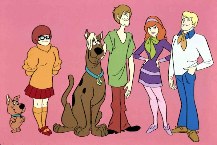 Scooby Doo, Where Are You ? (FilmPublicityArchive / United Archives via Getty Images)
