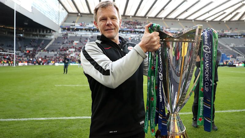 Saracens fined for not attending Champions Cup season launch earlier this month