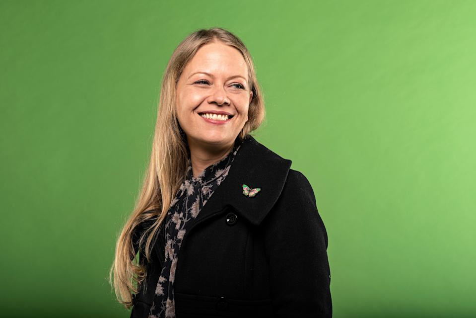Sian Berry: the London mayoral candidate most trusted to tackle toxic airDaniel Hambury/Stella Pictures Ltd