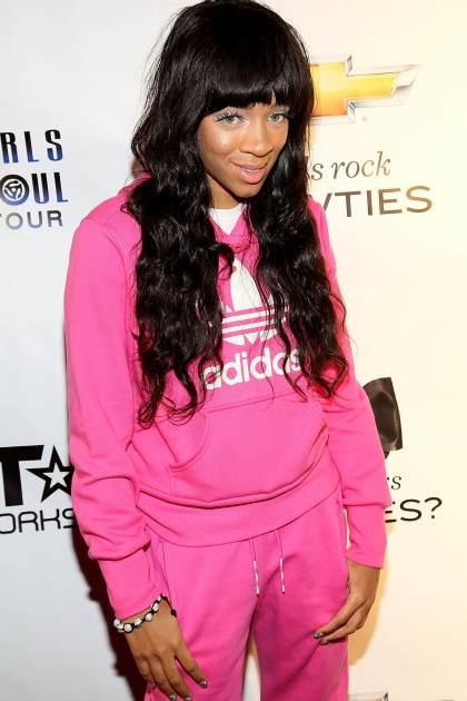 Lil Mama attends the Black Girl Rock! & Soul concert at S.O.B.'s on October 13, 2011 -- Getty Images