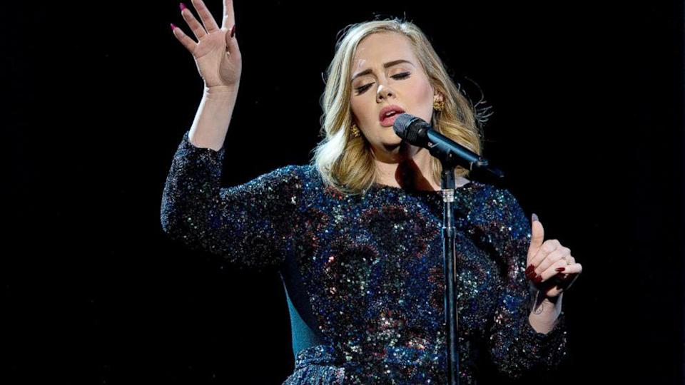 Adele Shuts Down Fan for Recording Concert: 'You Can Enjoy It in Real Life' (ABC News)