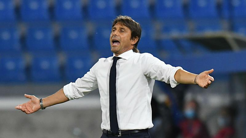 Inter must have no regrets in Europa League pursuit - Conte