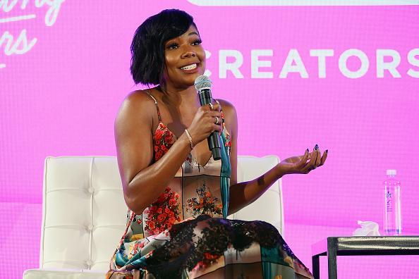 Gabrielle Union at the #BlogHer18 Creators Summit (Photo by Astrid Stawiarz/Getty Images)