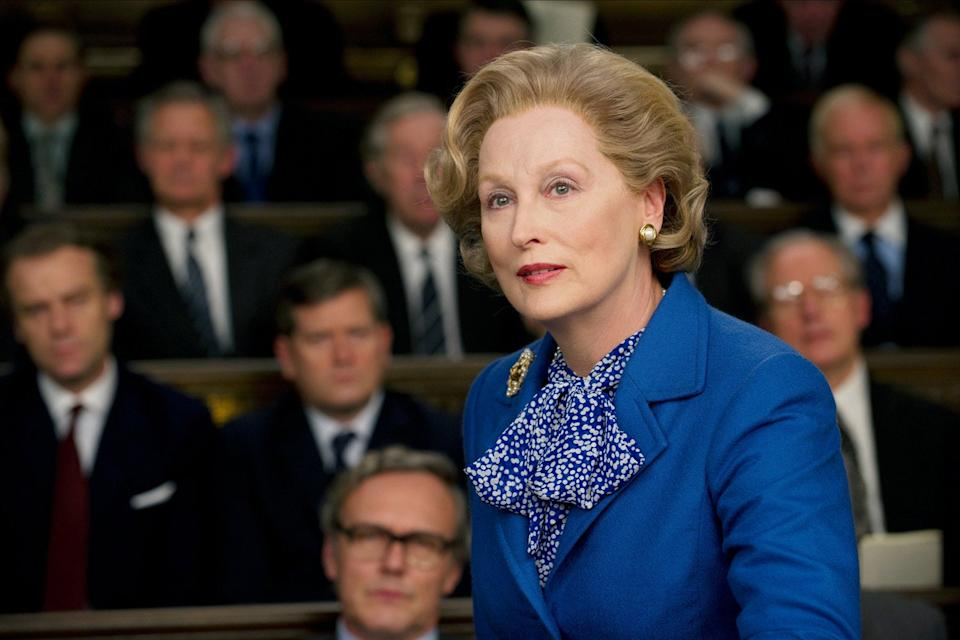 <p>You wig up if you want to… Meryl did</p>Film4