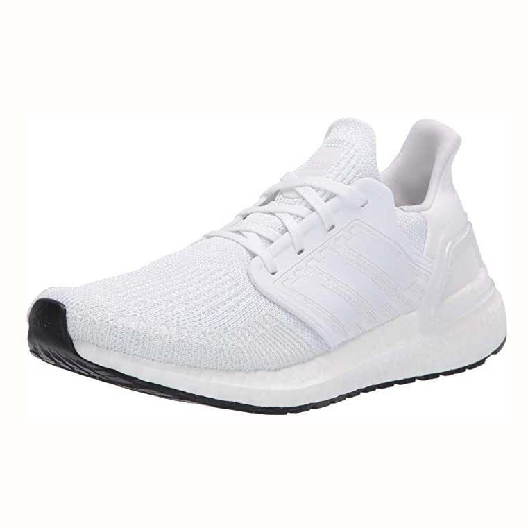 "<p><strong>Adidas</strong></p><p>amazon.com</p><p><strong>$145.52</strong></p><p><a href=""https://www.amazon.com/dp/B07S8NSNRW?tag=syn-yahoo-20&ascsubtag=%5Bartid%7C10055.g.36201118%5Bsrc%7Cyahoo-us"" rel=""nofollow noopener"" target=""_blank"" data-ylk=""slk:Shop Now"" class=""link rapid-noclick-resp"">Shop Now</a></p><p>These running shoes impressed podiatrists and our textile experts for having thick cushioning that propelled you forward with each step. We love that the knit upper can accommodate wider feet or bunions. Testers raved that they felt as if they were <strong>""walking on clouds."" </strong></p><p><strong>RELATED:</strong> <a href=""https://www.goodhousekeeping.com/health-products/g32175958/best-running-shoes-for-women/"" rel=""nofollow noopener"" target=""_blank"" data-ylk=""slk:11 Best Running Shoes for Women of 2021"" class=""link rapid-noclick-resp"">11 Best Running Shoes for Women of 2021</a><strong><br></strong></p>"