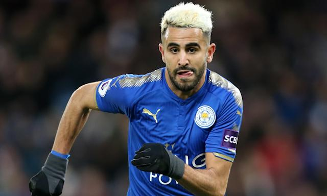 Pep Guardiola was understood to be keen on adding the Algeria international to his squad after missing out on Alexis Sánchez.