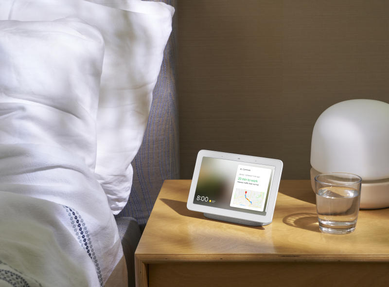 Bedside buddy. (PHOTO: Google)