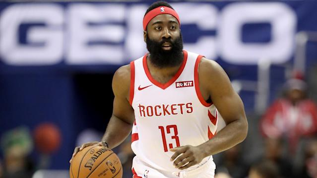 James Harden triple-doubled, Kyrie Irving went off, Indy had a fourth-quarter collapse, and Giannis Antetokounmpo and Eric Bledsoe went off Wednesday.