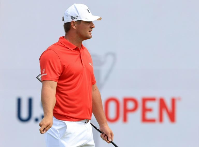 Defending US Open champion Bryson DeChambeau says his spat with four-time major winner Brooks Koepka is good for golf