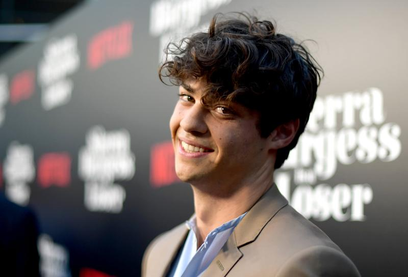HOLLYWOOD, CA - AUGUST 30: Noah Centineo attends the Los Angeles Premiere of the Netflix Film Sierra Burgess is a Loser at Arclight Hollywood on August 30, 2018 in Hollywood, California. (Photo by Matt Winkelmeyer/Getty Images for Netflix)