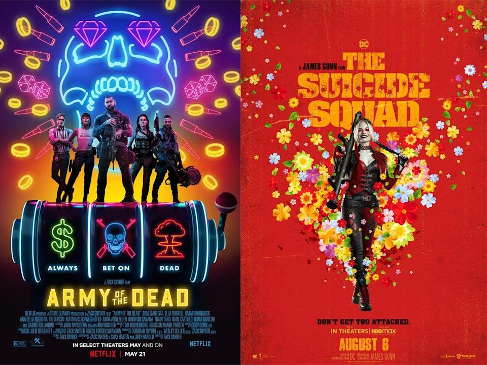 army of the dead the suicide squad