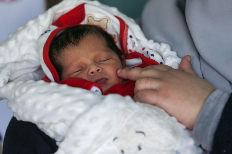 Like other children conceived via IVF with sperm smuggled from jail, the baby has never met his father