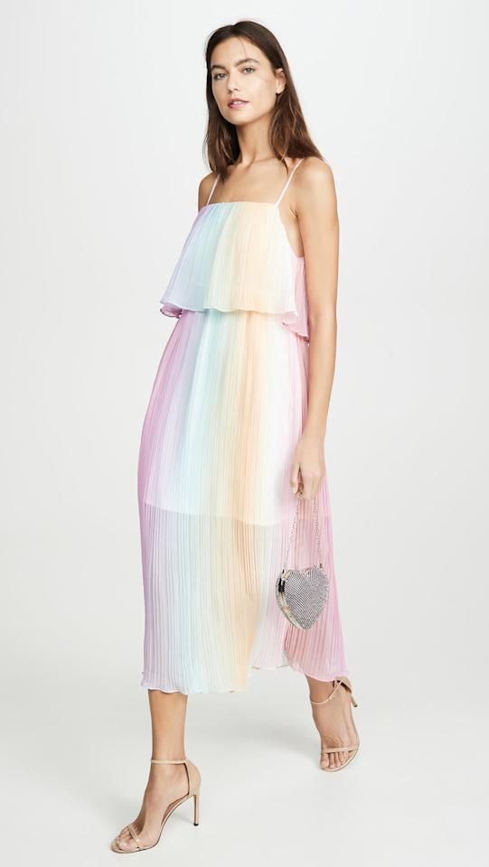 "<p>Dare to be different in this ethereal <a href=""https://www.popsugar.com/buy/OPT-Masseto-Dress-534381?p_name=OPT%20Masseto%20Dress&retailer=shopbop.com&pid=534381&price=150&evar1=fab%3Aus&evar9=45547349&evar98=https%3A%2F%2Fwww.popsugar.com%2Ffashion%2Fphoto-gallery%2F45547349%2Fimage%2F47038101%2FOPT-Masseto-Dress&list1=shopping%2Cdresses%2Cparty%20dresses%2Cnew%20years%20eve%2Choliday%20fashion&prop13=mobile&pdata=1"" rel=""nofollow"" data-shoppable-link=""1"" target=""_blank"" class=""ga-track"" data-ga-category=""Related"" data-ga-label=""https://www.shopbop.com/masseto-dress-opt/vp/v=1/1554547000.htm?folderID=13351&amp;fm=other-shopbysize-viewall&amp;os=false&amp;colorId=12802&amp;ref=SB_PLP_NB_64"" data-ga-action=""In-Line Links"">OPT Masseto Dress</a> ($150).</p>"