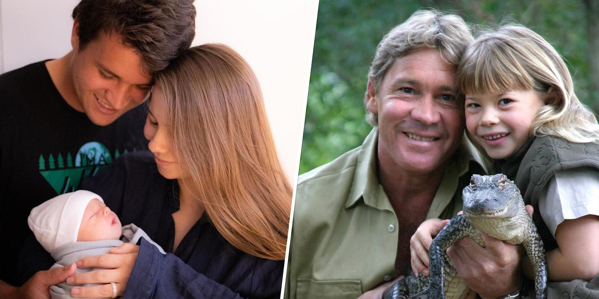 Bindi Irwin opens up about becoming a parent without dad Steve: 'It's devastating'