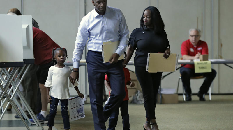 Florida Rejects First Black Governor But Approves Restoration Of Felons' Voting Rights