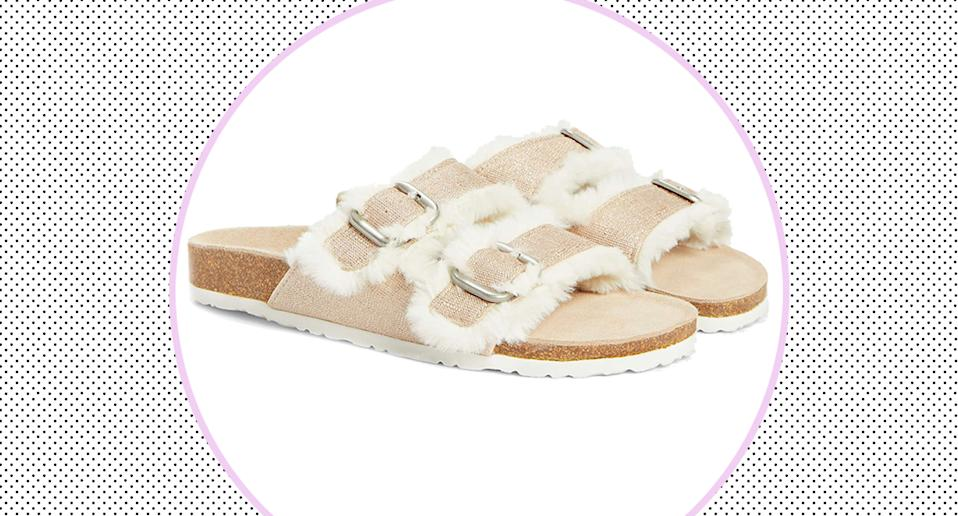 The slippers you need forin the house. (Yahoo Style UK)