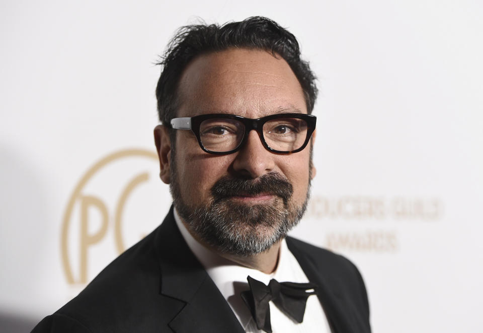 James Mangold arrives at the 31st Annual Producers Guild Awards at the Hollywood Palladium on Saturday, January 18, 2020, in Los Angeles. (Photo by Jordan Strauss/Invision for the Producers Guild of America/AP Images)