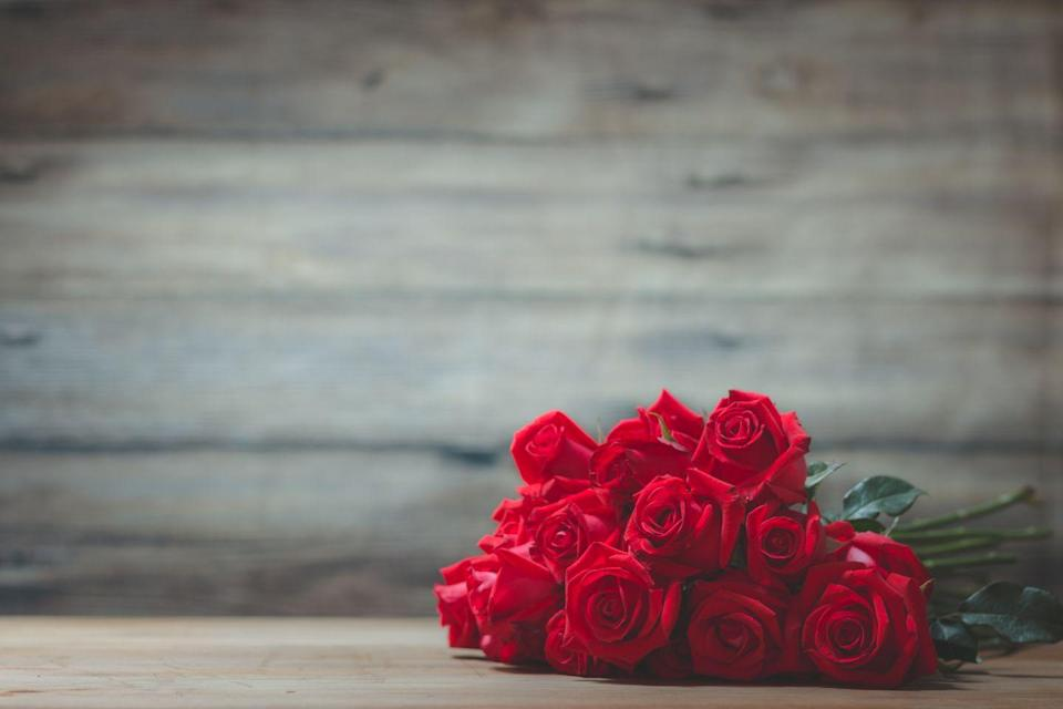 "<p>Another poem that often appears on Valentine's Day cards and has been set to music several times, this Robert Burns classic gets right to the heart of romantic love.</p><p><a class=""link rapid-noclick-resp"" href=""https://www.poetryfoundation.org/poems/43812/a-red-red-rose"" rel=""nofollow noopener"" target=""_blank"" data-ylk=""slk:READ NOW"">READ NOW </a></p>"