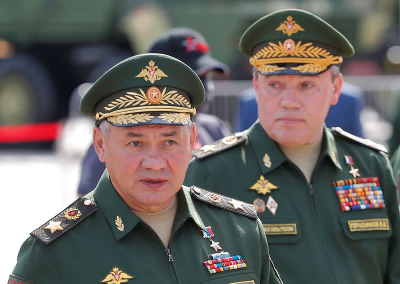 Russia announces troop build-up in Far East