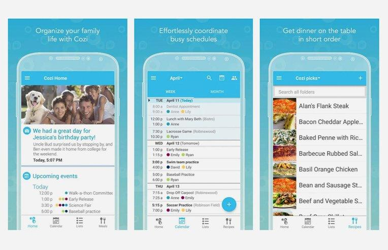 The Best Calendar & Time Management Apps For Busy Families