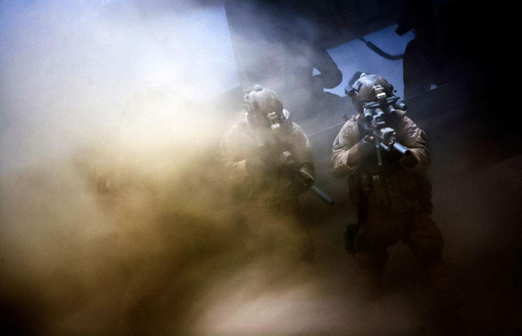 """SEAL Team 6 in Columbia Pictures' """"Zero Dark Thirty"""" - 2012"""