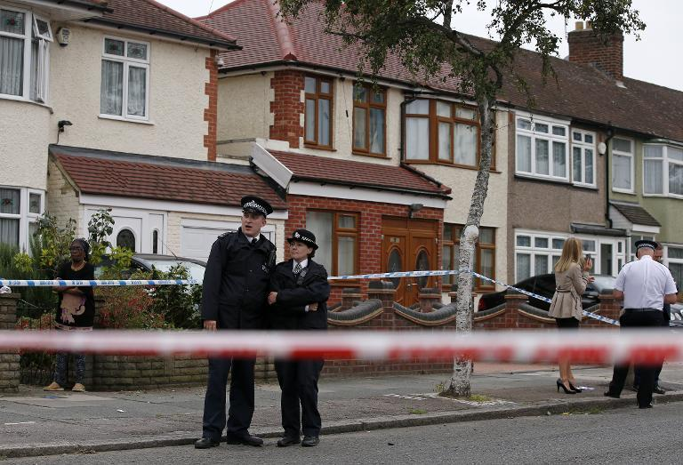 Police are investigating events leading up to the murder of 82-year-old Palmira Silva, whose body was found in a north London garden