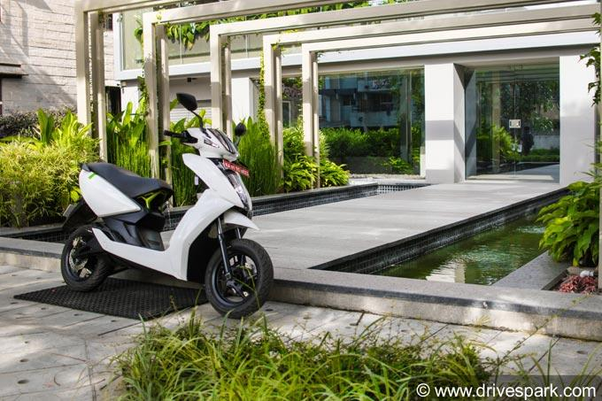 Ather Energy Rental/Leasing Plans Introduced — Rent An Ather