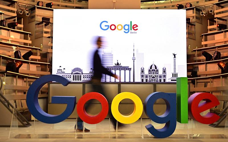 Google said it was aware of hackers exploiting the flaw  - AFP