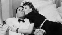 <p> Rich beer company heir Charles Pike (Henry Fonda) boards a cruise liner after a year down the Amazon. Before he's barely aboard, card shark Jean Harrington (Barbara Stanwyck) and her father peg him as an easy mark and set about scamming him of his riches. All's fair in love and war; Jean begins to regret their plan when her intentions for Charles switch from duplicitous to romantic... </p> <p> Fonda's a delight to watch as the unsuspecting buffoon falling for the wily charms of Stanwyck. Twice. Responsible for kickstarting the 'battle of the sexes' rom-com. </p>