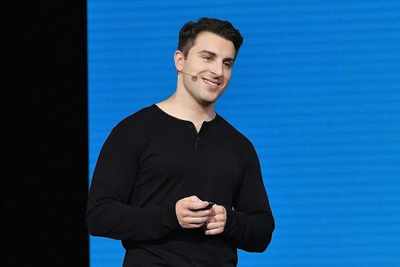 Airbnb CEO Brian Chesky Was Actively Working on Going Public When Bookings Dried Up