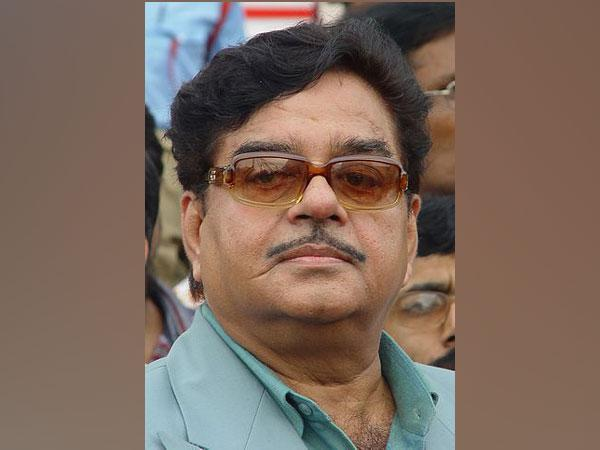 Veteran actor Shatrughan Sinha (file)