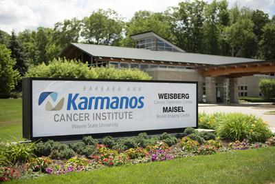 Karmanos Cancer Institute is the first cancer center in Michigan to acquire and treat patients with the new Leksell Gamma Knife® Icon™, the most precise stereotactic radiosurgery system currently available to patients. This advanced technology and the special space built to accommodate it is part of the recent renovations completed at Karmanos' Lawrence and Idell Weisberg Cancer Treatment Center in Farmington Hills. The state-of-the-art Gamma Knife suite is the first in a two-phase expansion project. Karmanos' phase two expansion is expected to be completed in 2022 and will include an additional $30 million investment to expand the facility to approximately 64,000 square feet, offering patients the most comprehensive cancer care.