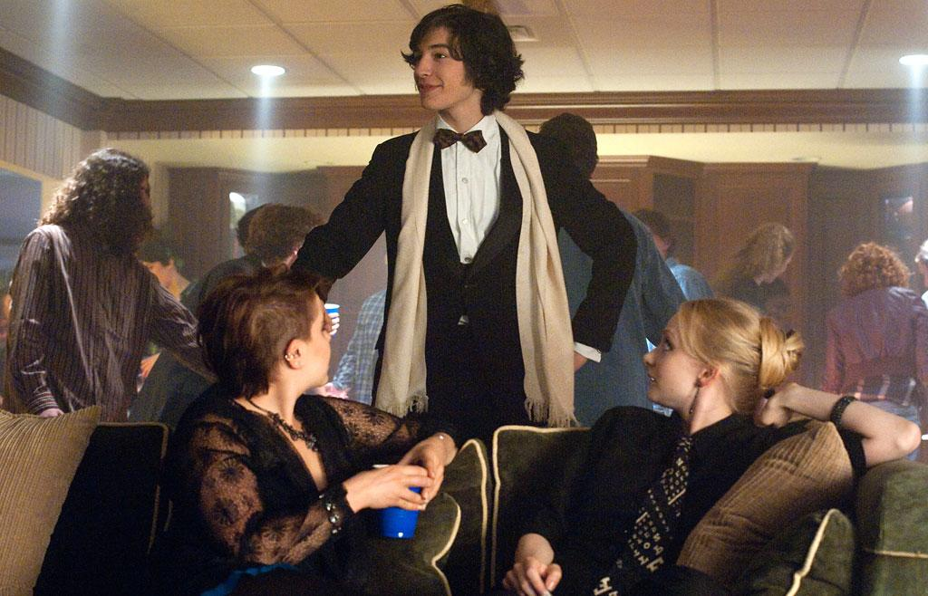 """Ezra Miller in Summit Entertainment's """"The Perks of Being a Wallflower"""""""