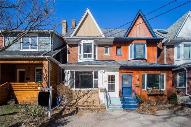 "<p><a rel=""nofollow"" href=""https://www.zoocasa.com/toronto-on-real-estate/5234687-60-kenilworth-ave-toronto-on-m4l3s5-e4105284"">60 Kenilworth Ave., Toronto, Ont.</a><br /> Location: Toronto, Ontario<br /> List Price: $999,900<br /> (Photo: Zoocasa) </p>"