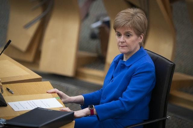 Comments from Scotland's First Minister Nicola Sturgeon caused consternation at the Premier League, emails show