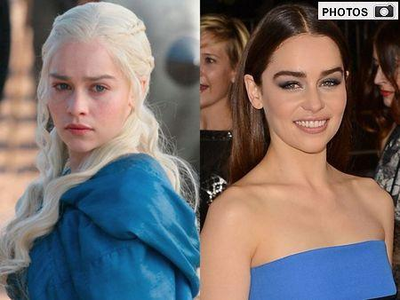 PICS: 'Game of Thrones' Stars Out of Costume