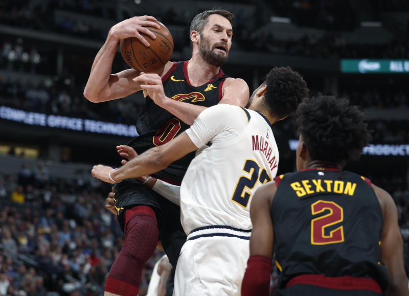 CAVALIERS-NUGGETS