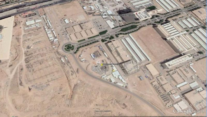 Satellite Images Show Saudi Nuclear Reactor Work Close To Completion