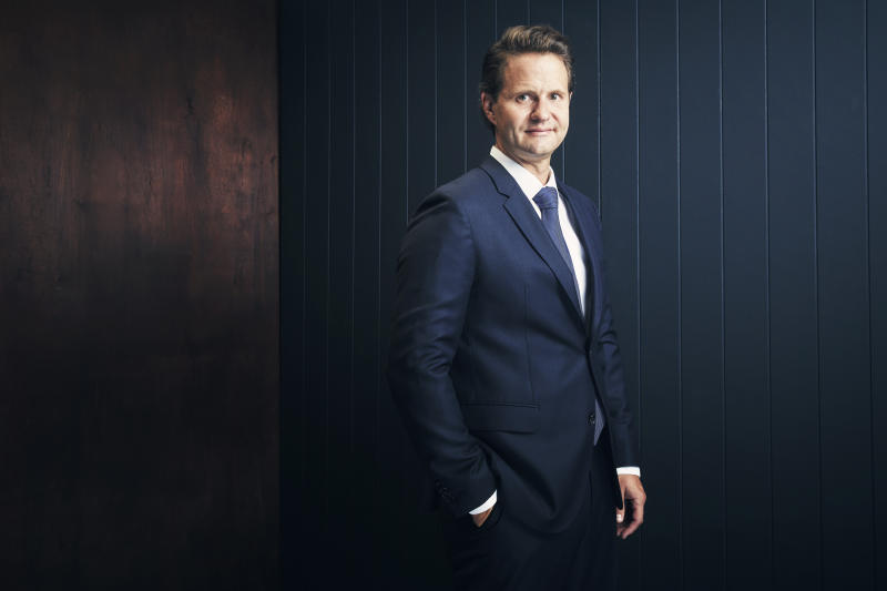 CEO Dr Wolfgang Baier. (PHOTO: Luxasia)