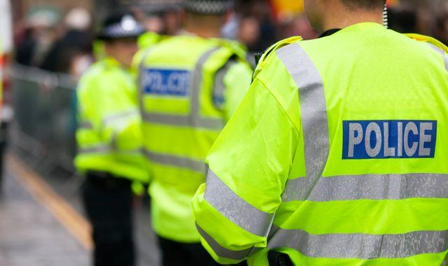 Teenager arrested after 'assault on officer' in Birmingham as police stop illegal gatherings