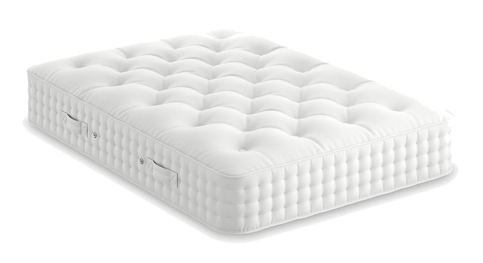 ORTHO 1500 Pocket Sprung Firm Mattress