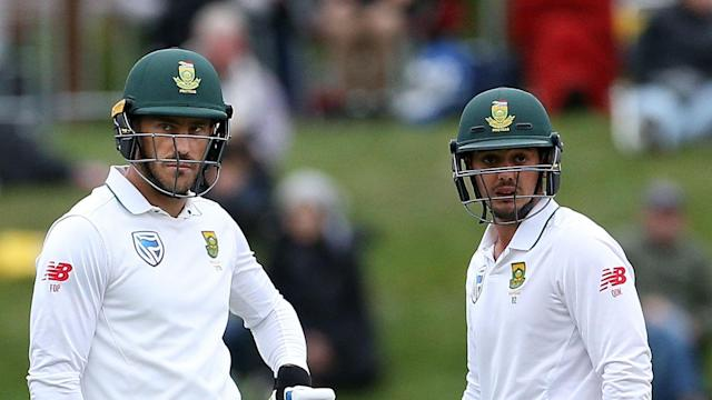 Quinton de Kock and Faf du Plessis are back in training as South Africa hope to welcome key men back to face Australia.
