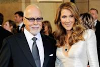 """<p>Celine Dion graced us with her presence at the 2011 awards alongside husband René Angélil, and performed """"Smile"""" for the show's In Memoriam tribute. </p>"""