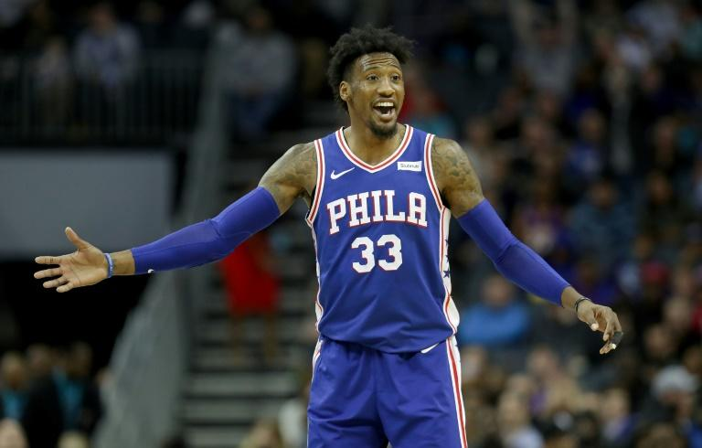Robert Covington's three-pointer with 35.9 seconds remaining put Philadelphia up 116-115 and they wouldn't trail again rallying for a 120-116 home victory over the Brooklyn Nets