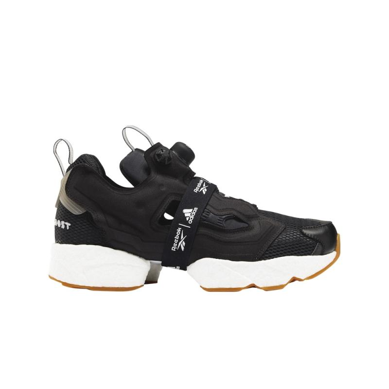 """Instapump Fury Boost™ Black & White. (PHOTO: Reebok)"