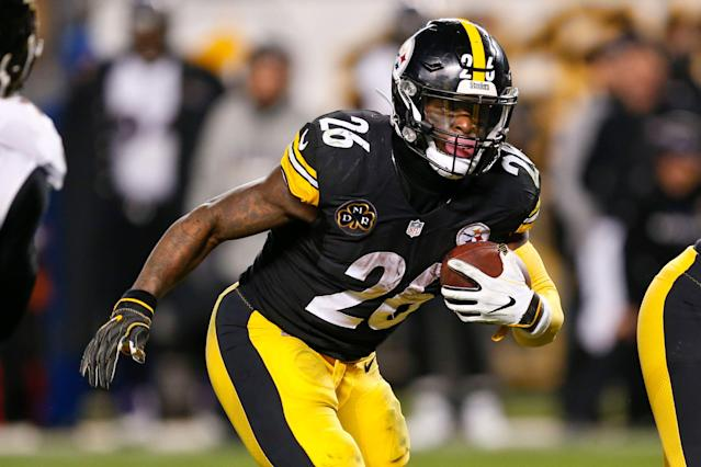 Le'Veon Bell signed with the Jets this offseason. (AP)