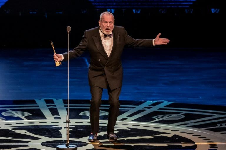 """The Monty Python star described race and gender concerns in Hollywood as """"superficial"""". He received a Lifetime Achievement Award at the 41st edition of Cairo International Film Festival (CIFF)"""